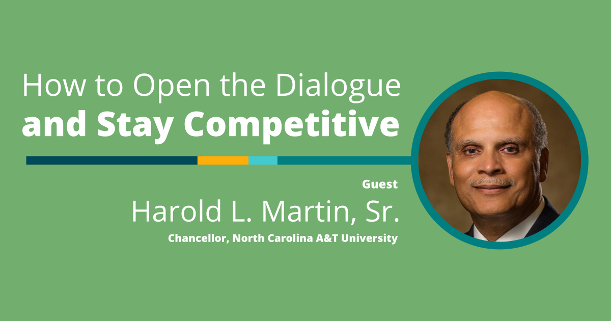 Harold Martin, The Innovating Together Podcast