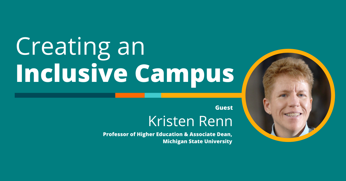 Kristen Renn, The Innovating Together Podcast