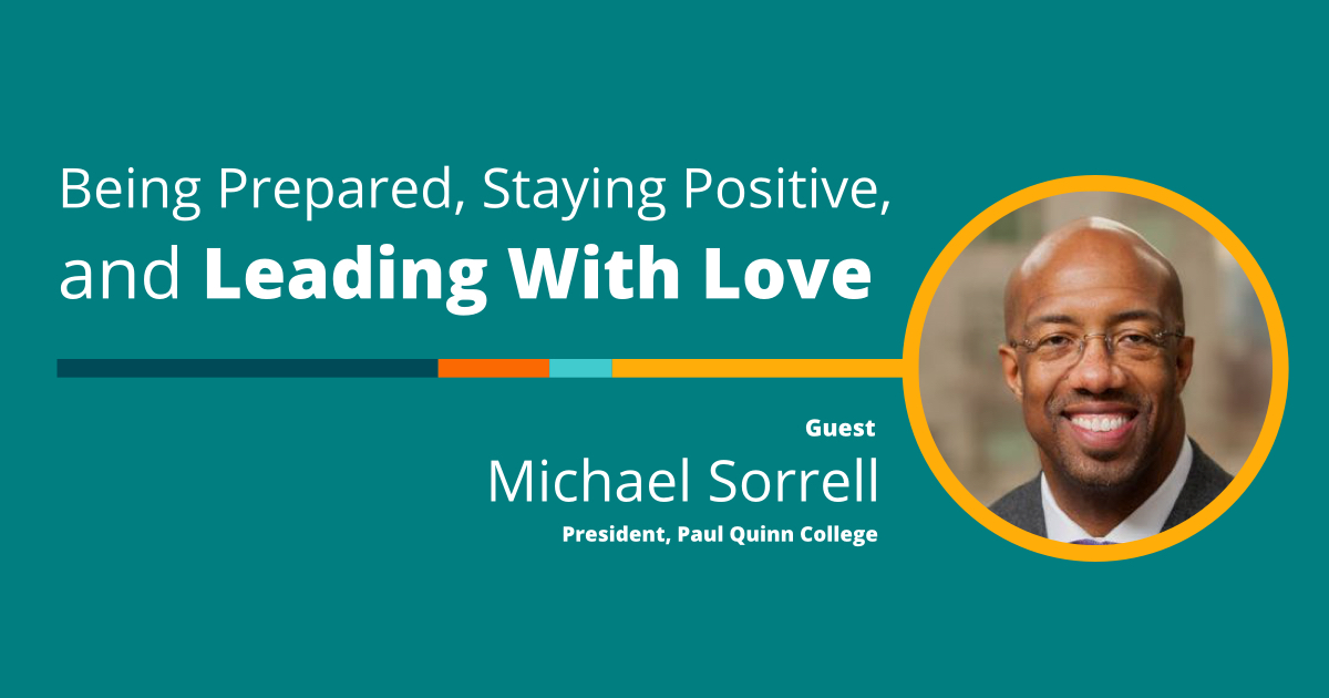 Michael Sorrell, The Innovating Together Podcast