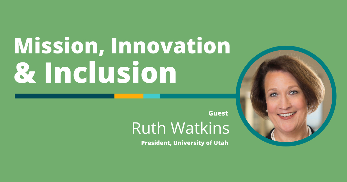 Ruth Watkins, The Innovating Together Podcast