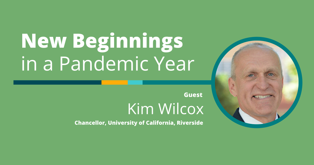 Kim Wilcox, The Innovating Together Podcast