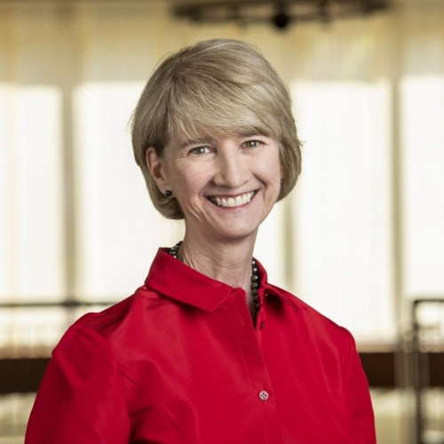 Kristina Johnson, 16th President of The Ohio State University